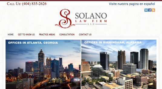 Solano Law Firm